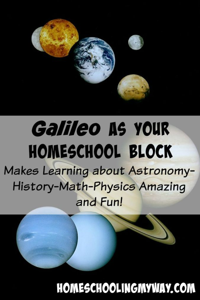 Galileo Graphic